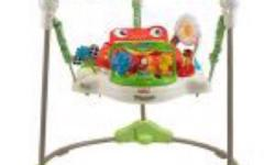 Selling used Fisher Price Jumperoo New one is priced at