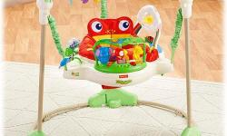1) Brand new baby Jumperoo, Sealed with box, Unwanted