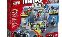 Brand new and seal, Junior Lego set super heroes. Kids