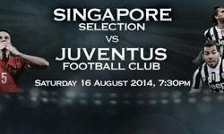 Hi Everyone! I have 2 Tickets for the upcoming Juventus