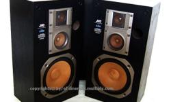 ~~~ JVC 3 Way SpeaKeRS was $148 ; NOW ONLY $88/- ~~~~