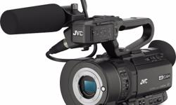 JVC GY-LS300CHE (4K Super 35mm Streaming Camcorder)
