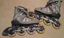 FOR SALE: K2 Alexis Speed In Line Skates Rollerblades