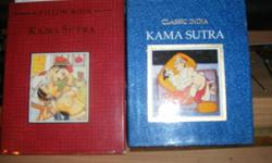 I am offering four hard cover collector's Item Kama