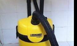 Karcher - Industrial home used for Dry and Wet vacuum.