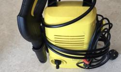 Save $$$$. Used Pressure Washer. Karcher Model K 2.15