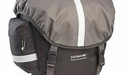 These bicycle panniers are great. New they cost $119.00