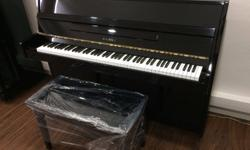 Come test this beautiful piano