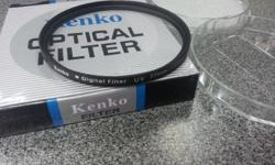 I have few Kenko UV Filter to letting go cheap, all new