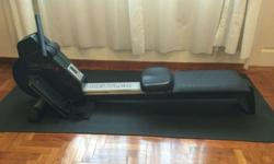 KETTLER Rowing Machine available for sale 173x56cm.