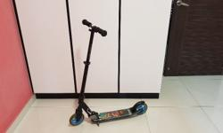 Kettler zero 6 kids scooter, in good condition, can