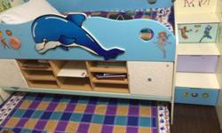 Children's Bunk bed in very good condition with ample