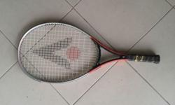 Kid tennis racket size 3- 7 years old good condition