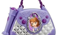 KIDdesigns Sofia The First Time to Shine Sing-Along