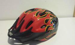 Kids Bicycle Helmet. Size: 50-54 cm ( for 3-4 y.o.)
