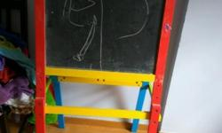 kids black and white board for sale..have 2 extra boxes
