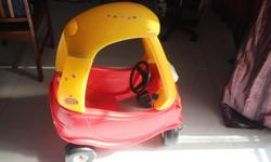 Kids toy car Selling at $10 Please SMS or Whatsapp me