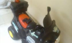Kids Motorized Motorbike Used once In perfect