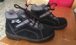 A pair of sneaker boots still in v good condition. Size