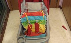 Kids stroller in very good condition and well
