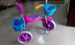 Want to sell kids tricycle at a half price of the