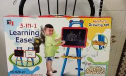 Brand: Learning Easel 3-in-1 writing and drawing