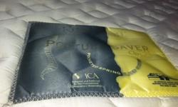 Brand name-King Koil King size Valued $3000 last 1.5