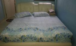 Hi All, King Size bed and mattress for sale. Buy price