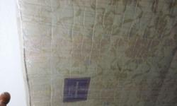 King size mattress, very good condition price