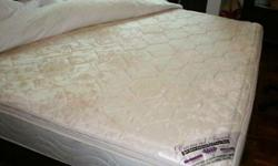 King size waterbed mattress for sale..