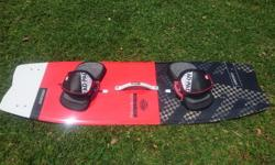 RRD Poison Ltd V3 2016 carbon freestyle board used