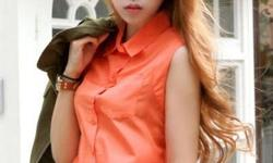 New Korean Blouse for Summer! $13.90 with FREE normal