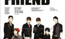 KPOP for collection: Boy Friend 3rd Single Album I'll