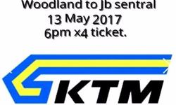 Woodland to JB Date: 13 May 2017 Time: 6pm No. Of