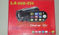 L.A.USA 024 Flash Memory Camcorder Digitial DV 5.0 Mega