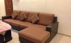 L-Shape Sofa giving out for FREE for interested ppl who