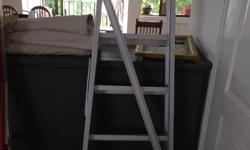 New ladder 155 cms in height for sale