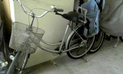 Color: Silver Condition: Good (brakes, tires like new,