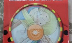 Ladybird storybook n cd set Goldilocks n the 3 bears