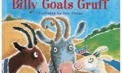 Good condition. The Three Billy Goats Gruff (First