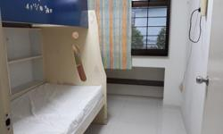 Single partial furnished room suitable for professional