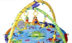 selling almost a new condition 10/10 LAMAZE play gym.