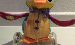 Lamaze Walter the Penguin baby pull along toy $10 item