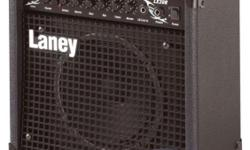LANEY LX20R Guitar Amplifier Nearly new condition.
