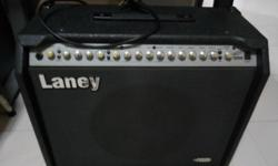 Looking to sell a used Laney TFX 300 Tube Fusion guitar