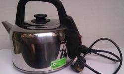 ONE used, in great working condition, Sanyo Kettle