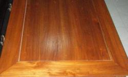 Large Teak coffee/Opiium table.(Extremely Rare