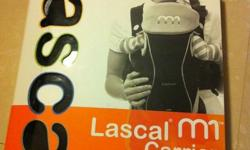I have a Lascal baby carrier for sale in blue color,
