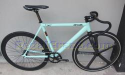 Airwalk fixed gear complete bike (Kero) by Pedal Craze