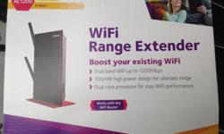 This wifi extender was latest bought in April but is